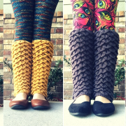 Dragon Tears Leg Warmers