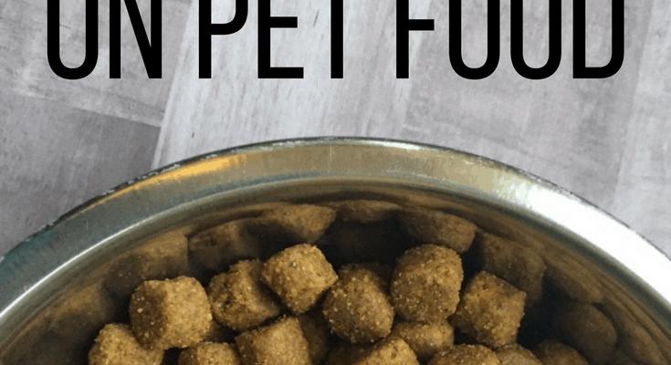 12 Creative Ways to Save on Pet Food