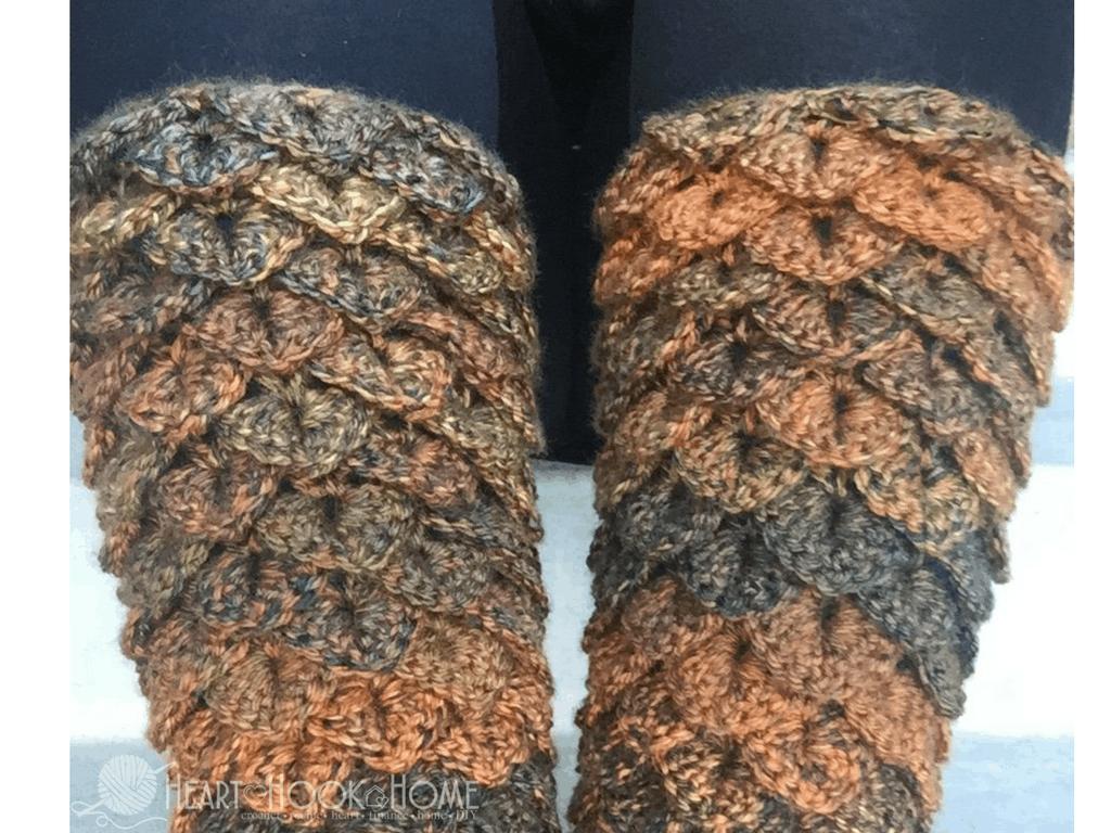 How to Crochet the Crocodile Stitch (Video Tutorial)