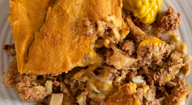 easy bierock casserole recipe