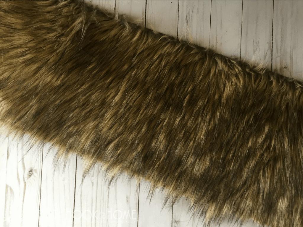 How to Make Faux Fur Pom Poms
