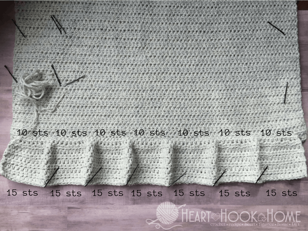 An Egg-cellent Apron: Free Egg Gathering Apron Crochet Pattern