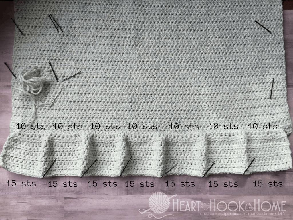 Crochet Egg Apron : An Egg-cellent Apron: Free Egg Gathering Apron Crochet Pattern