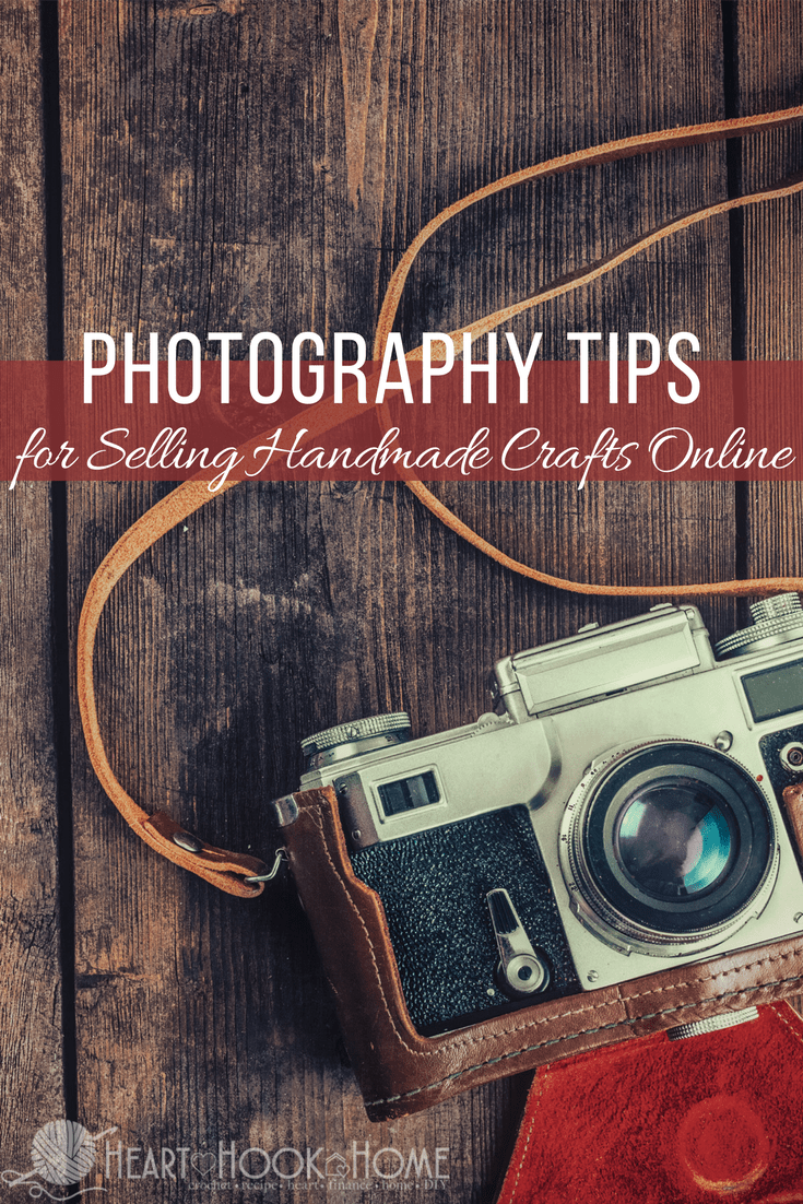 Photography Tips for Selling Handmade Crafts Online