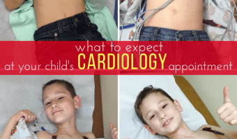 Your Child's First Cardiology Appointment (What to Take, What to Expect)