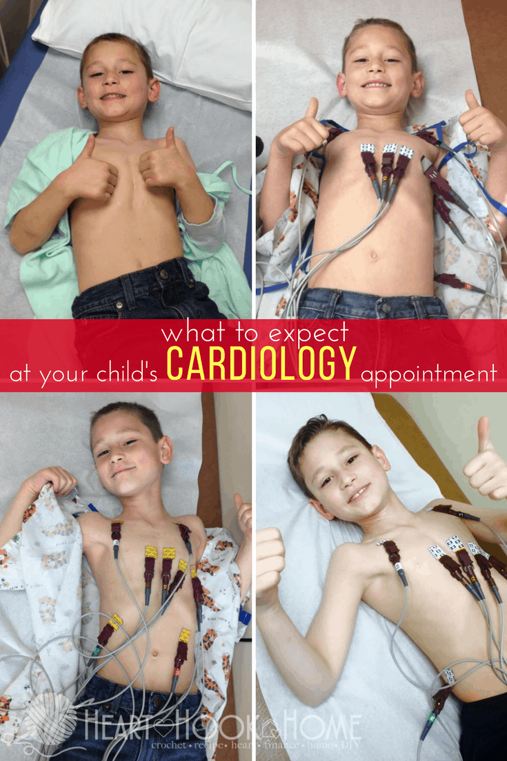 Your Child's First Cardiology Appointment