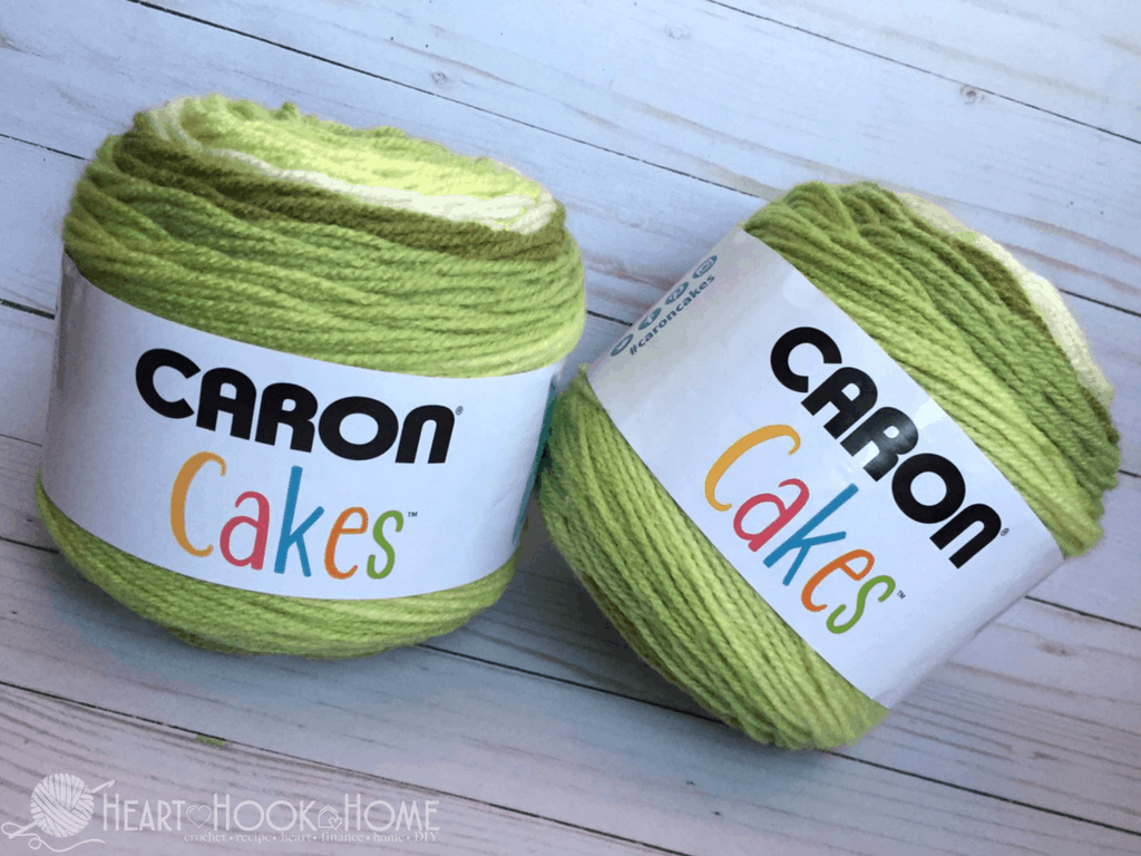 Yarn Cakes Caron Mandala And Sweet Rolls