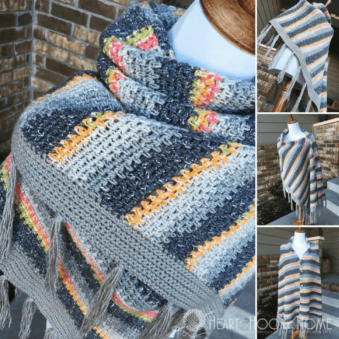 Mimsical Wrap Crochet Pattern