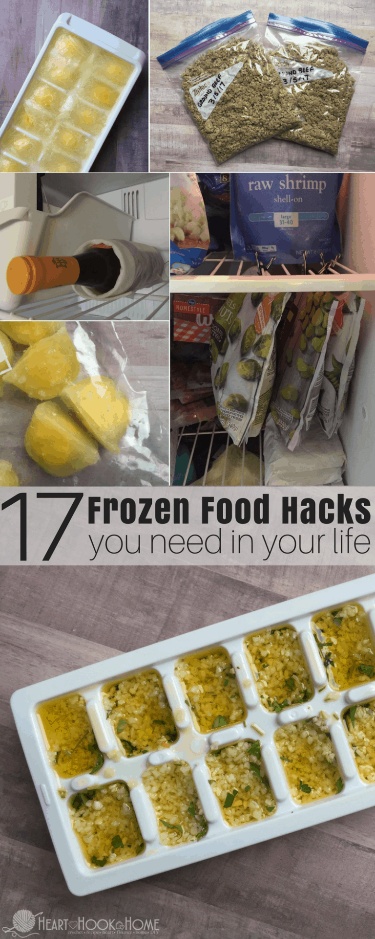 17 Frozen Food Hacks to Get the Most Out of Your Freezer