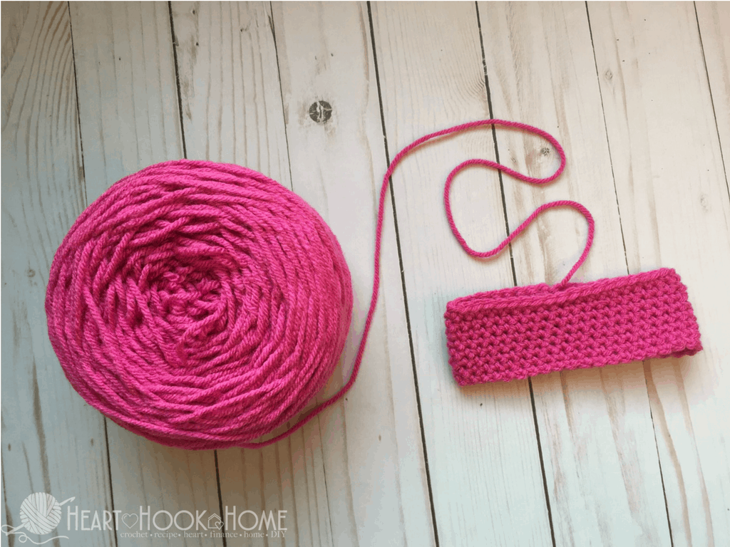 How to Make a Crocheted Bow