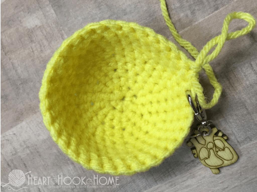 Duck Head Crochet Pattern