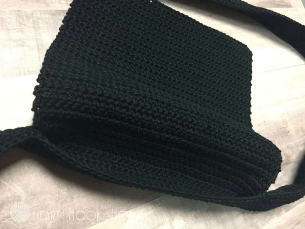 Crocheted Fanny Pack