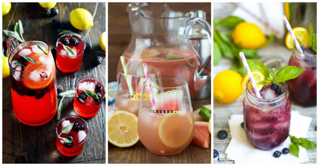 35 Spiked Lemonade Recipes To Try