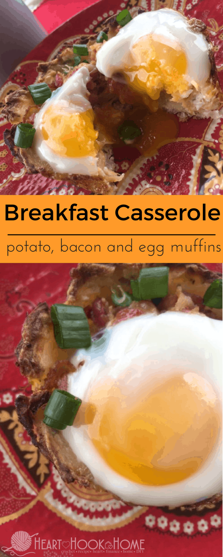 Breakfast Casserole in a Cup