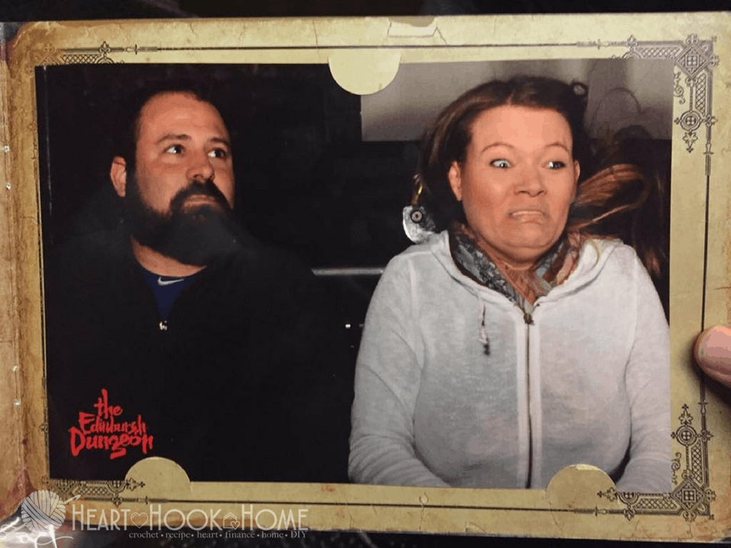 Visiting the Edinburgh Dungeon