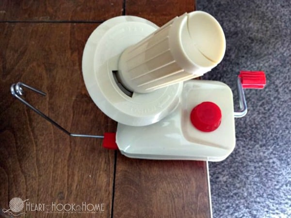 how to use royal ball winder