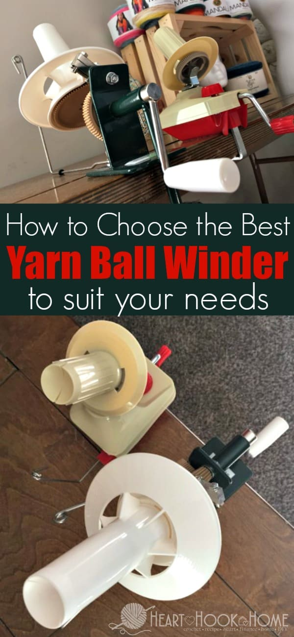 How to Choose the Best Yarn Ball Winder to Suit Your Needs