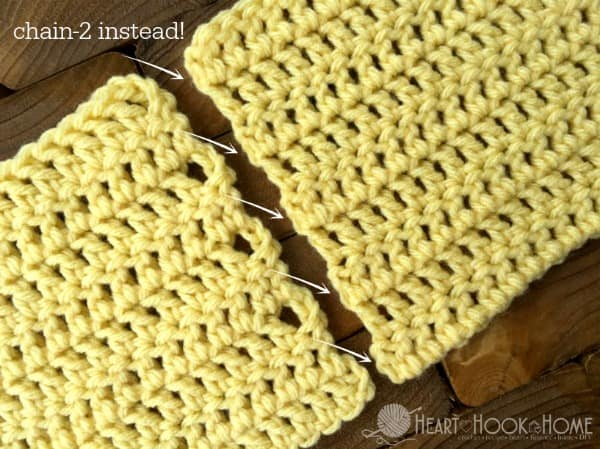 How to Eliminate Gaps in Crochet