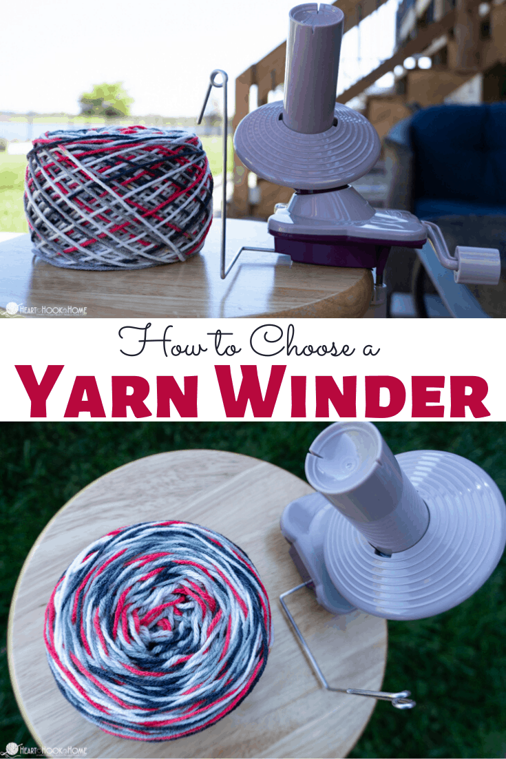 How to Choose a Yarn Winder