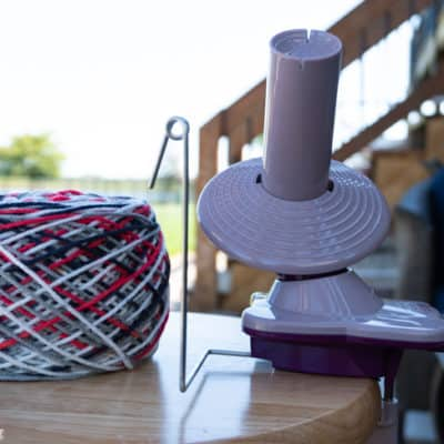Yarn winder comparison