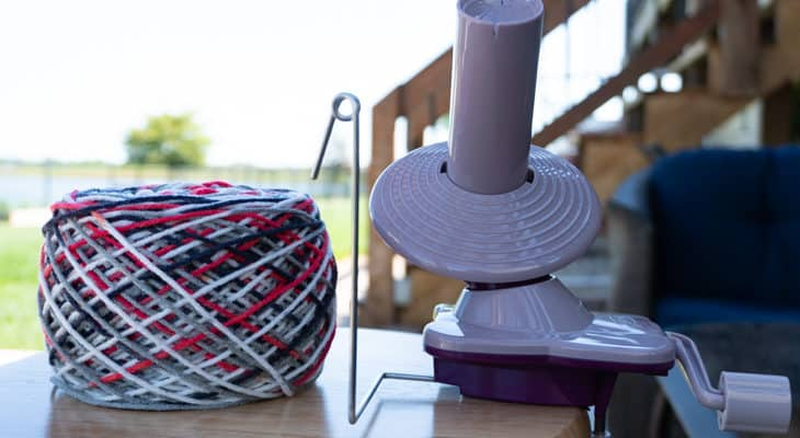 Yarn winder comparison
