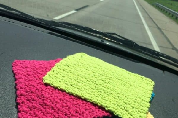 10 Road Trip Crochet Project Ideas