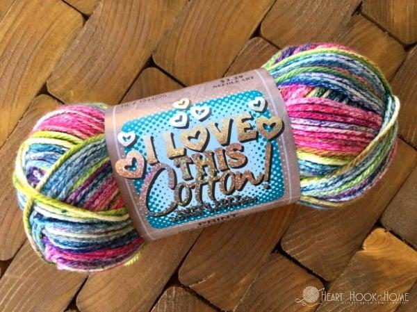 I Love This Cotton for Summer Lightweight Vest Crochet Pattern