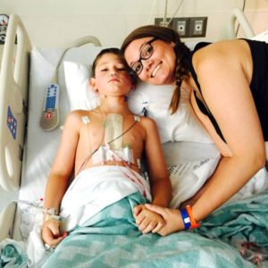 Helping a Friend with a Hospitalized Child