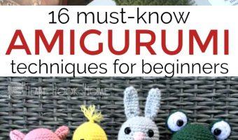 Amigurumi Tips and Tricks