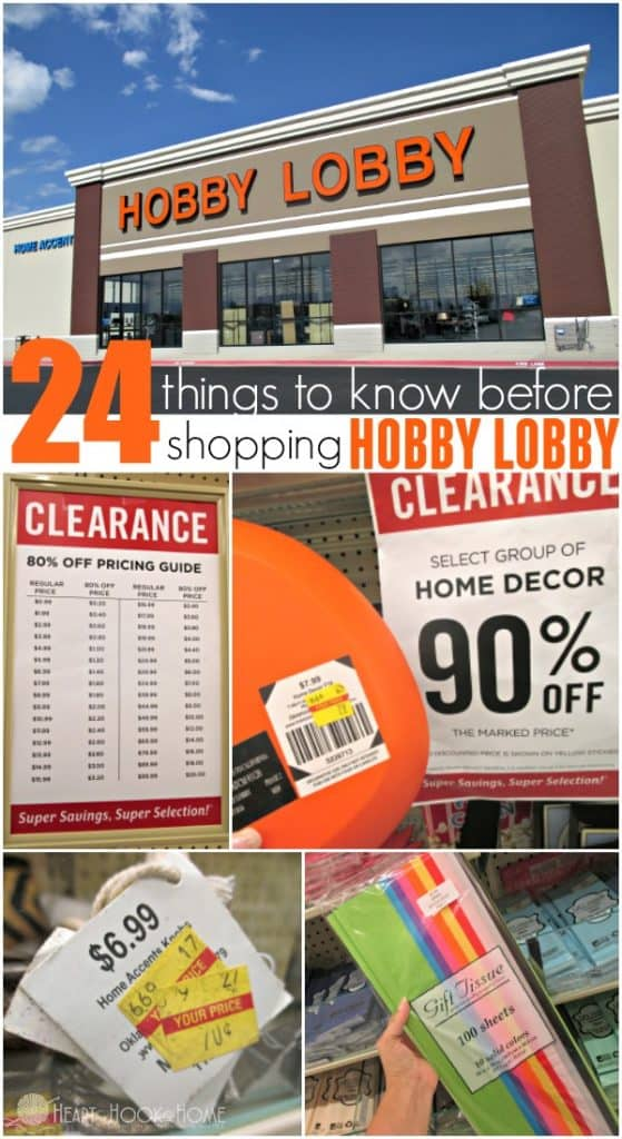 24 things to know before you shop at hobby lobby - Hobby Lobby After Christmas Sale