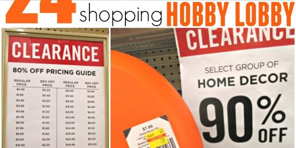 24 Hobby Lobby Savings Hacks You Need to Know