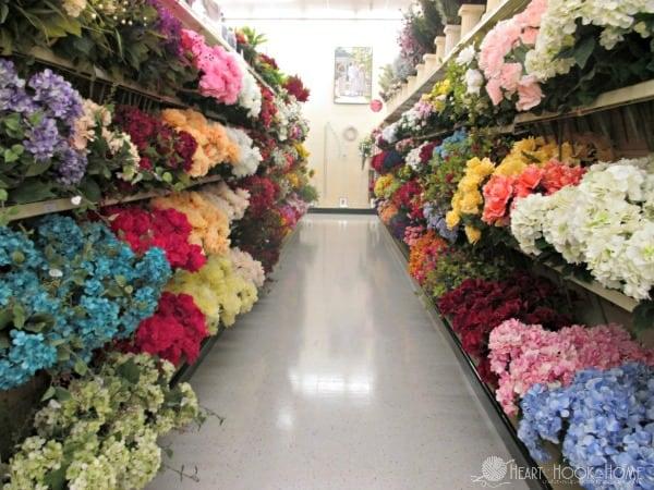 Hobby Lobby Floral Sales Cycle
