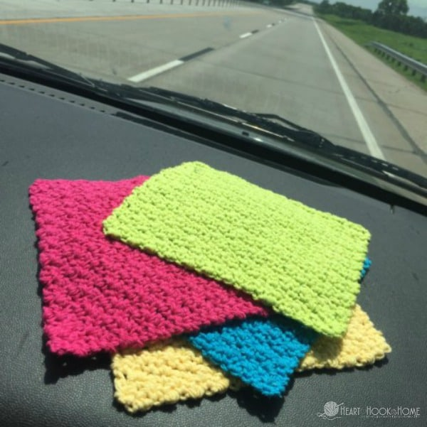 Road Trip Crochet Project Ideas