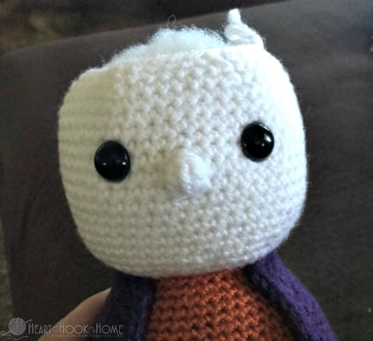 Exclusive Hello Kitty Crochet Tip#2: It's in the eyes, nose and ... | 489x535