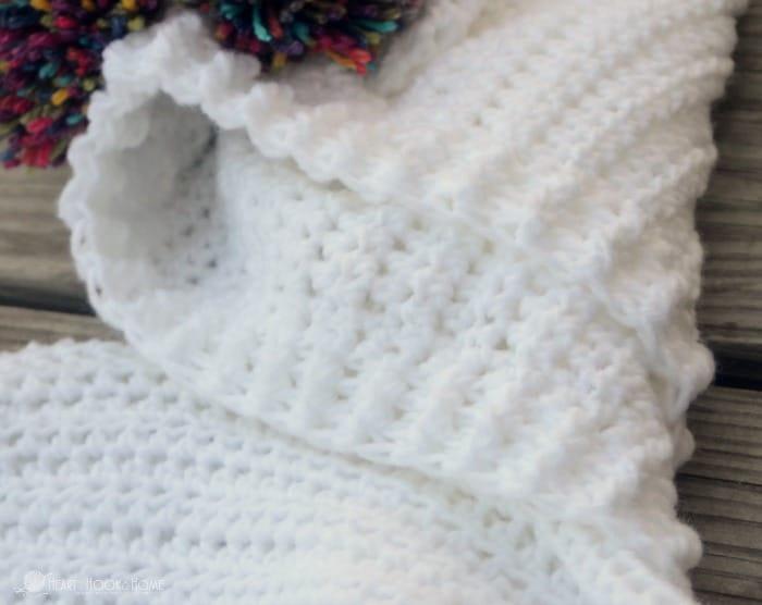 Hoodie crochet pattern for kids