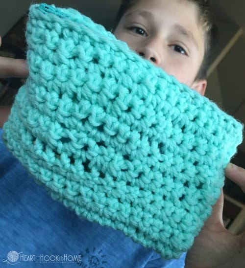 Tips for teaching children to crochet