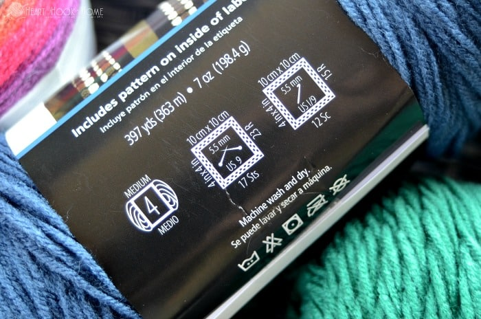 How to Calculate Yarn Yardage by Weight