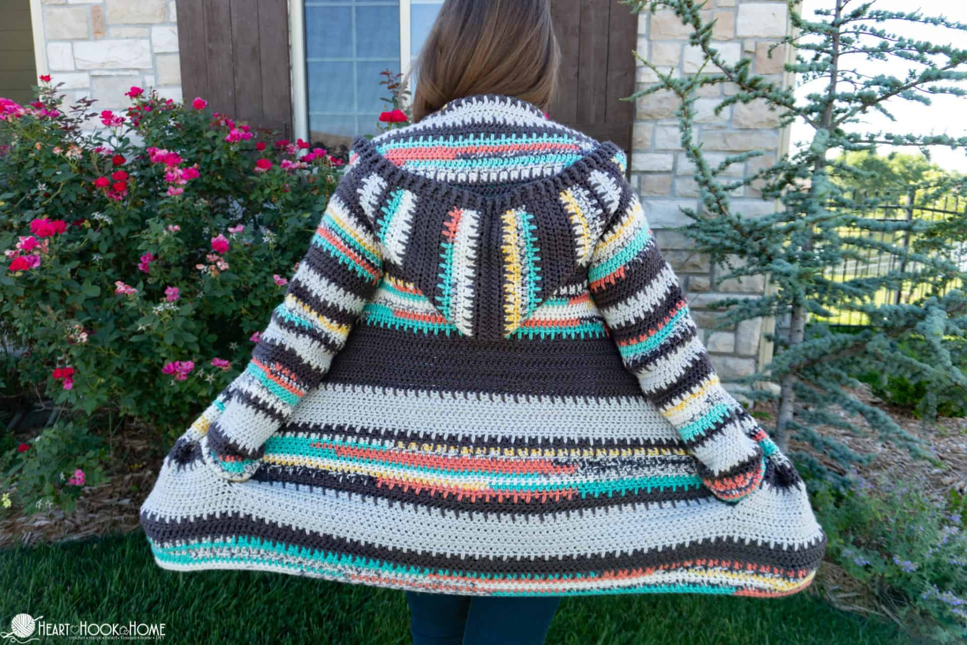 Painted Canyon Cardigan