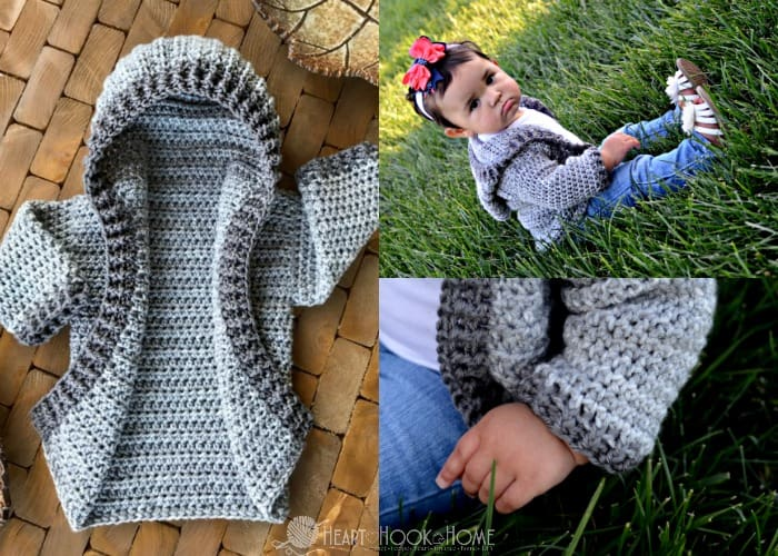 Adorable Crochet pattern for infants