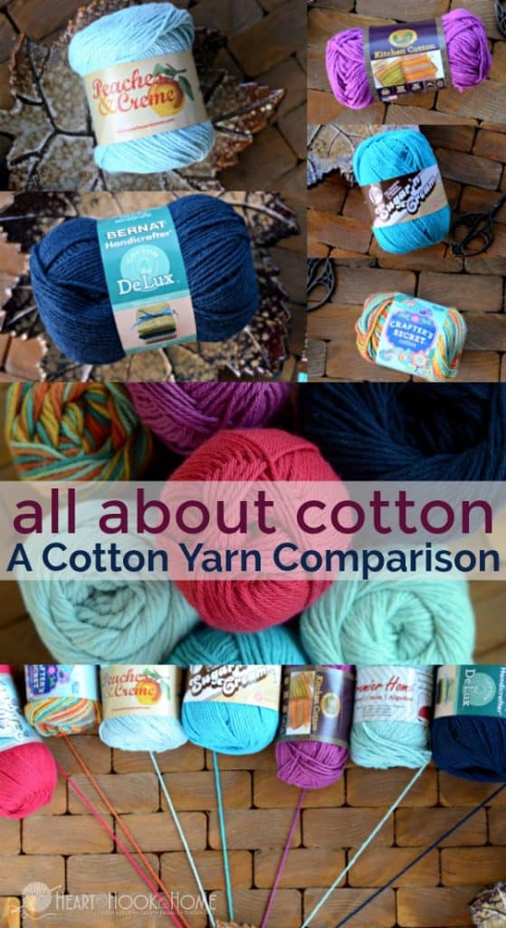 All about cotton yarn