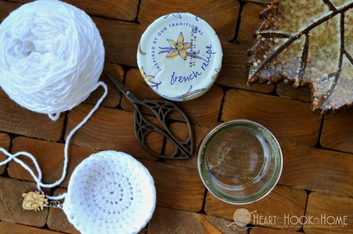 How to crochet a plant hanger