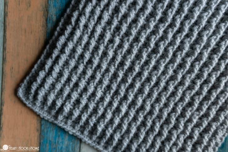 front post back post crochet stitches
