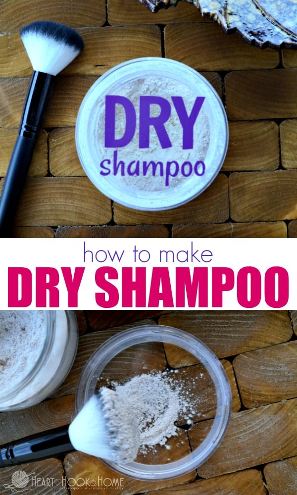 How to Make Dry Shampoo at Home