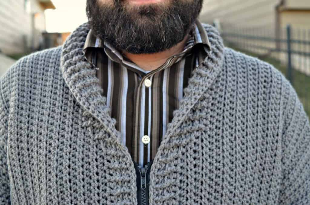Cozy Coed Cardigan pattern