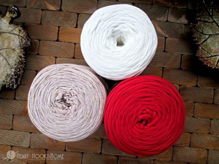 t-shirt yarn for dog toys