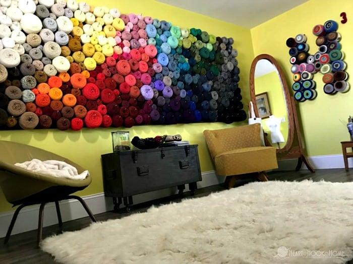 Dream Yarn Room Craft Room Diy And Tutorials