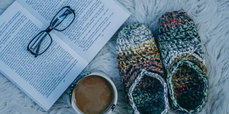 Chunky Ballet Slippers Crochet Pattern