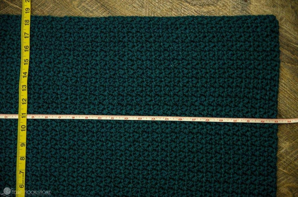 How to crochet the Elizabeth Crochet along