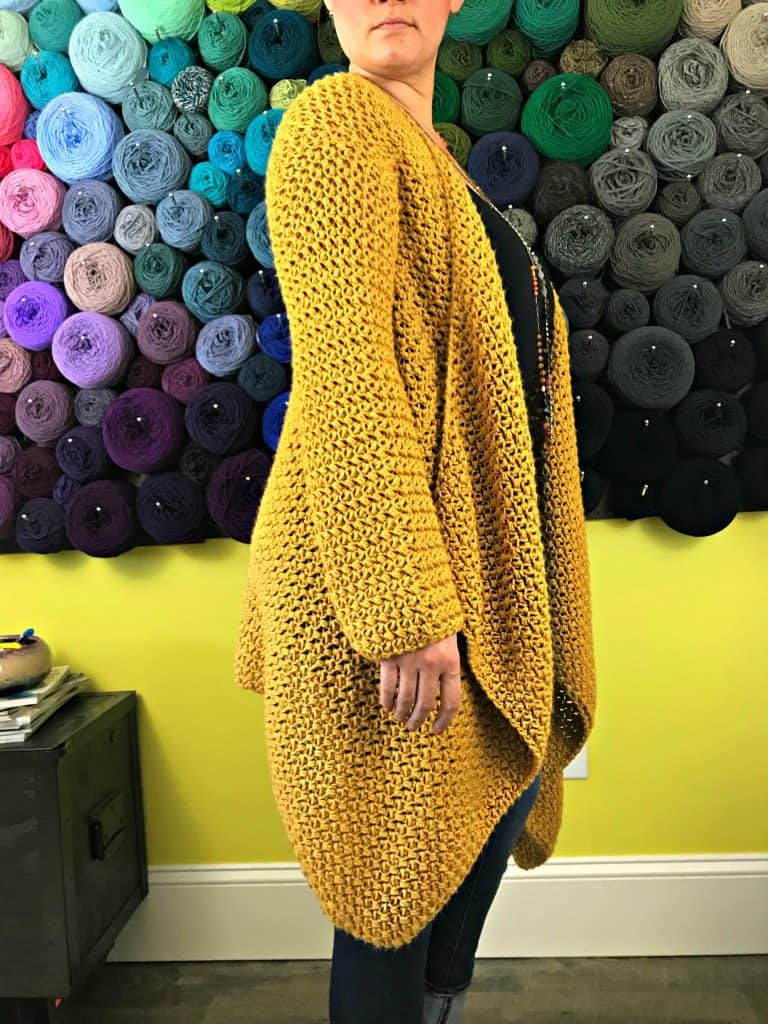 The Elizabeth Crochet Along - free crochet pattern