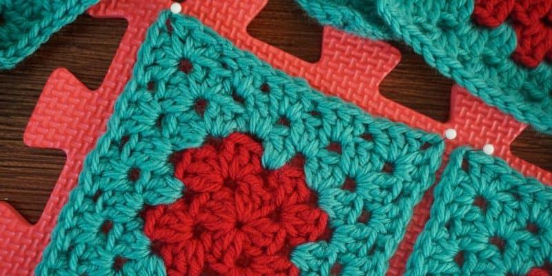How to Block Crochet: Wet or Steam Blocking Tutorial